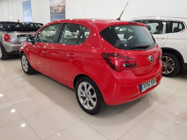 OPEL CORSA  1.4 Selective Start Stop 5p. for sale in Malaga - Image 3