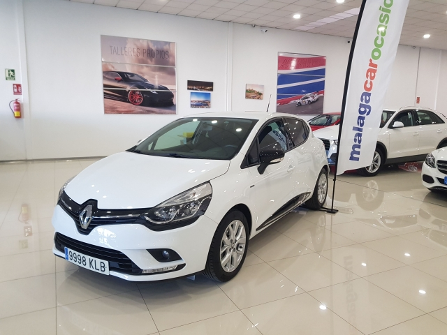 RENAULT CLIO  Limited Energy TCe 90 5p. for sale in Malaga - Image 2