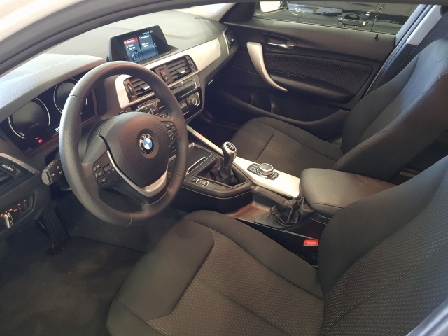 BMW SERIE 1  116i 5p. for sale in Malaga - Image 8