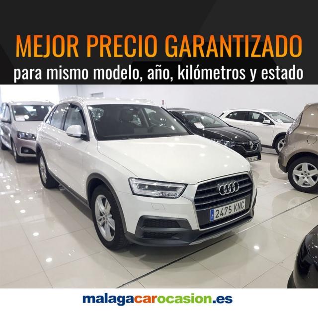 AUDI Q3  Design ed 2.0 TDI 110kW150CV S tronic 5p. for sale in Malaga - Image 1