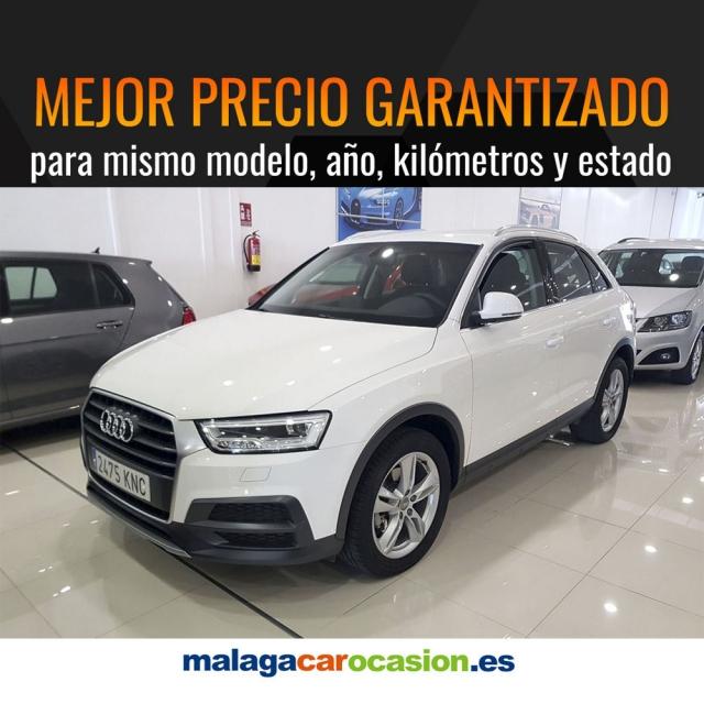 AUDI Q3  Design ed 2.0 TDI 110kW150CV S tronic 5p. for sale in Malaga - Image 2