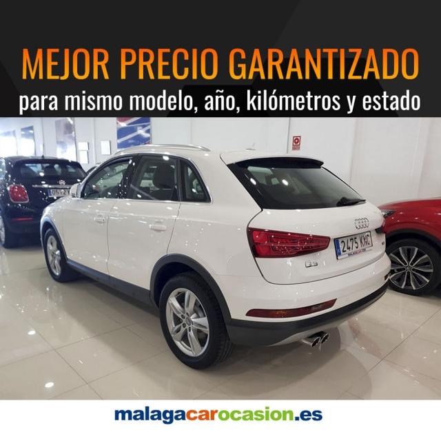 AUDI Q3  Design ed 2.0 TDI 110kW150CV S tronic 5p. for sale in Malaga - Image 3