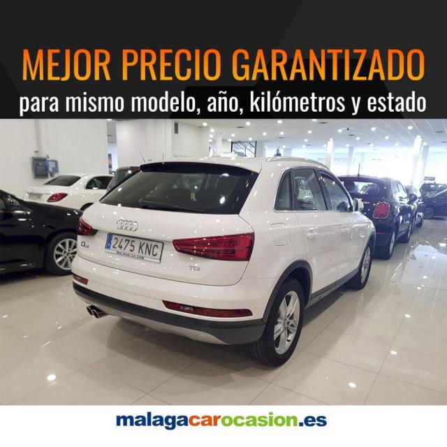 AUDI Q3  Design ed 2.0 TDI 110kW150CV S tronic 5p. for sale in Malaga - Image 4