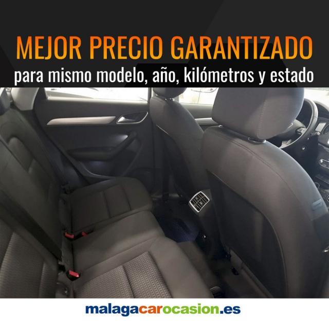 AUDI Q3  Design ed 2.0 TDI 110kW150CV S tronic 5p. for sale in Malaga - Image 5