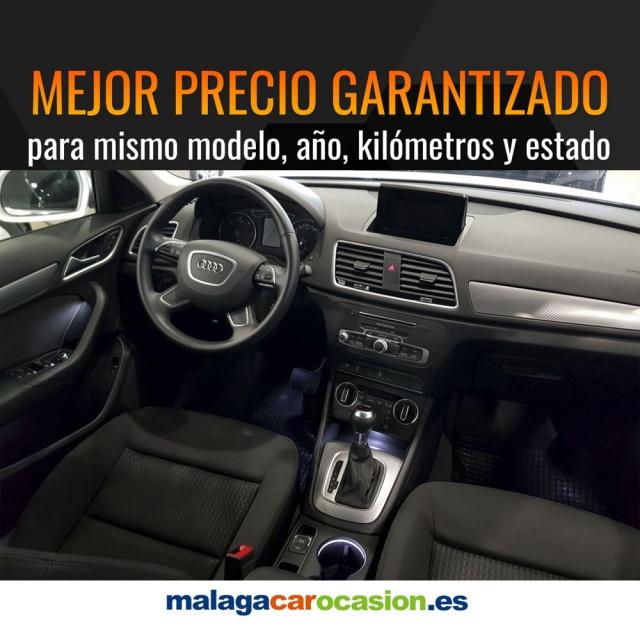 AUDI Q3  Design ed 2.0 TDI 110kW150CV S tronic 5p. for sale in Malaga - Image 6