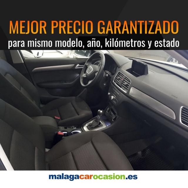AUDI Q3  Design ed 2.0 TDI 110kW150CV S tronic 5p. for sale in Malaga - Image 7