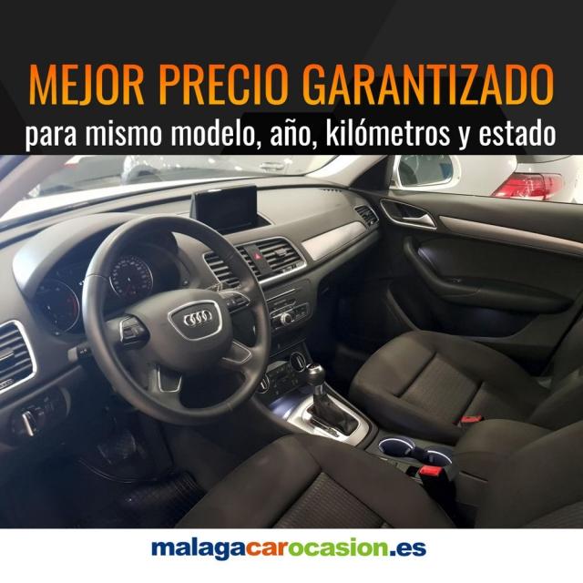 AUDI Q3  Design ed 2.0 TDI 110kW150CV S tronic 5p. for sale in Malaga - Image 8