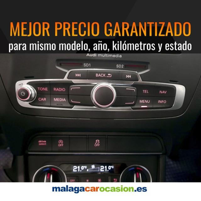 AUDI Q3  Design ed 2.0 TDI 110kW150CV S tronic 5p. for sale in Malaga - Image 10