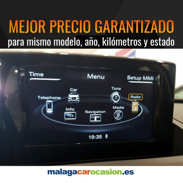 AUDI Q3  Design ed 2.0 TDI 110kW150CV S tronic 5p. for sale in Malaga - Image 11