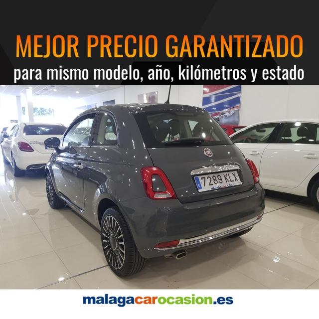 FIAT 500  1.2 8v 69 CV Lounge 2p. de ocasión en Málaga - Foto 3