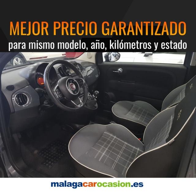 FIAT 500  1.2 8v 69 CV Lounge 2p. de ocasión en Málaga - Foto 6