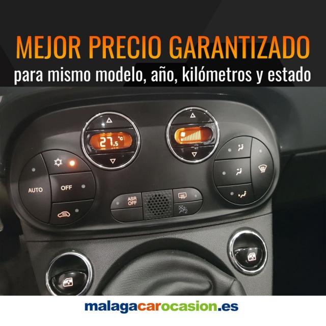 FIAT 500  1.2 8v 69 CV Lounge 2p. de ocasión en Málaga - Foto 8
