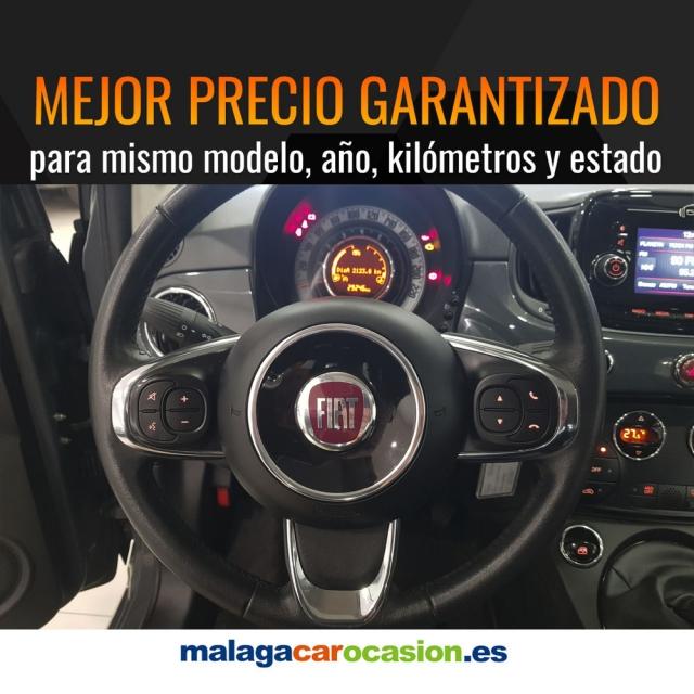 FIAT 500  1.2 8v 69 CV Lounge 2p. de ocasión en Málaga - Foto 10