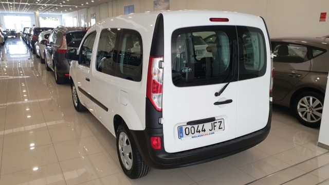RENAULT KANGOO COMBI  Profesional 2011 dCi 75 E5 4p. for sale in Malaga - Image 7