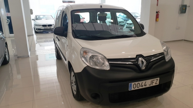 RENAULT KANGOO COMBI  Profesional 2011 dCi 75 E5 4p. for sale in Malaga - Image 12
