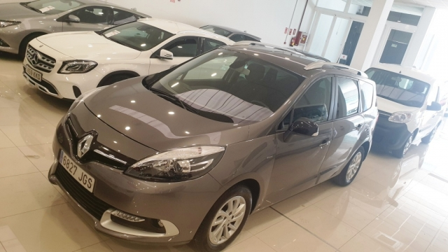 RENAULT GRAND  Scenic Limited dCi 110 EDC 7p 5p. 110cv