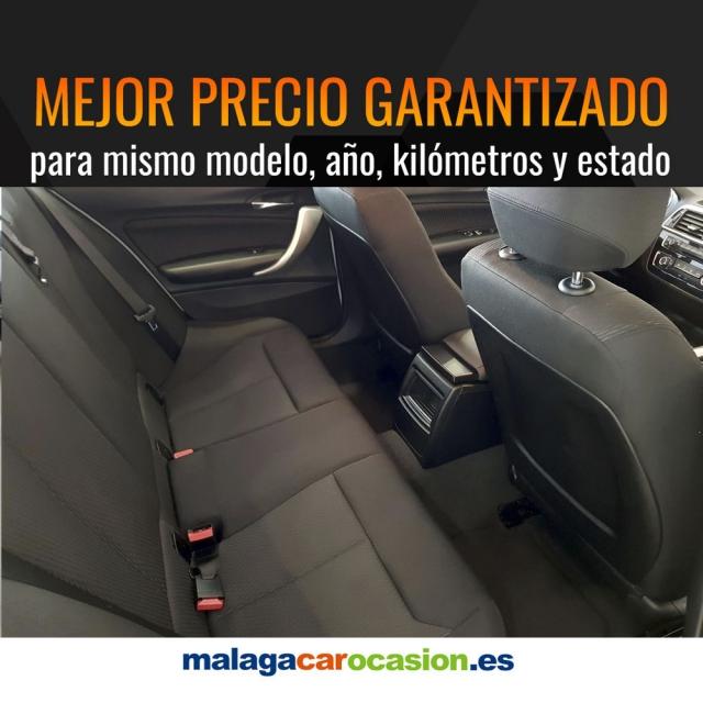 BMW SERIE 1  116d 5p. de ocasión en Málaga - Foto 5