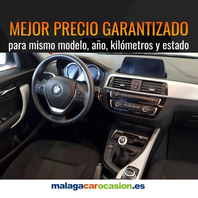 BMW SERIE 1  116d 5p. de ocasión en Málaga - Foto 6