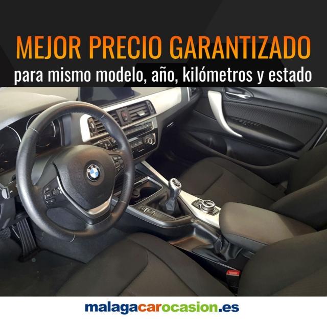 BMW SERIE 1  116d 5p. de ocasión en Málaga - Foto 8
