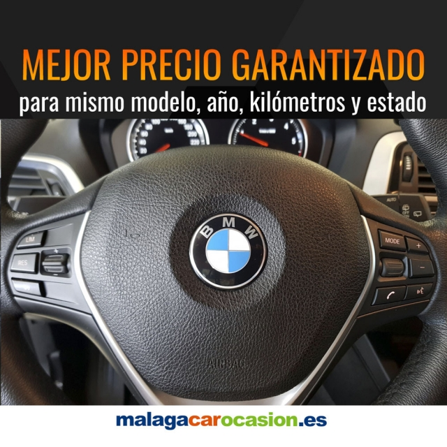 BMW SERIE 1  116d 5p. for sale in Malaga - Image 9