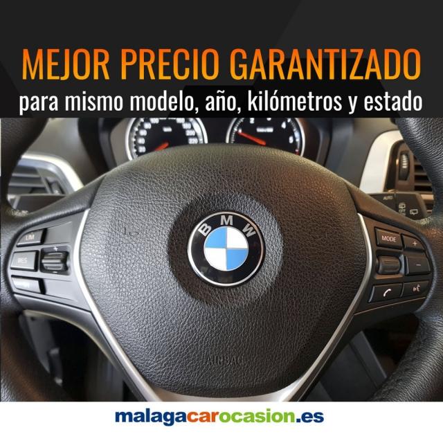 BMW SERIE 1  116d 5p. de ocasión en Málaga - Foto 9