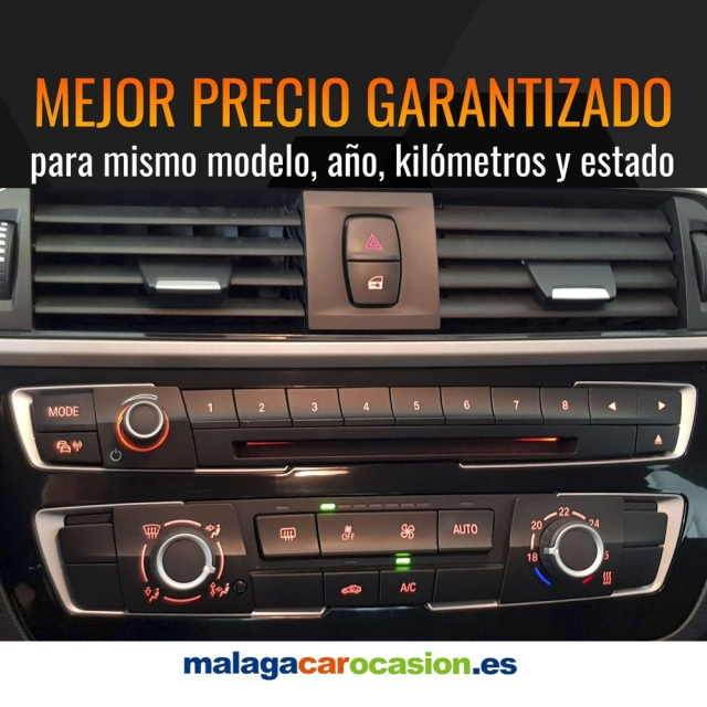 BMW SERIE 1  116d 5p. de ocasión en Málaga - Foto 10