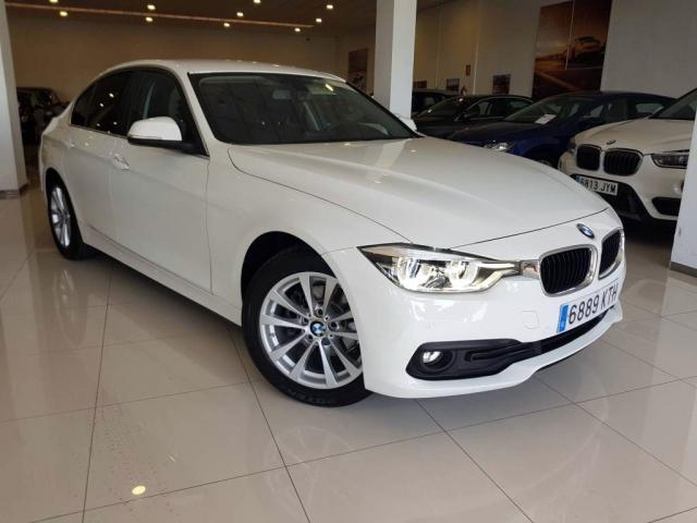 BMW SERIE 3  318d 4p. 150cv