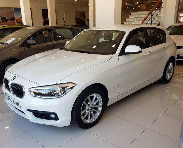 BMW SERIE 1  116d 5p. de ocasión en Málaga - Foto 1
