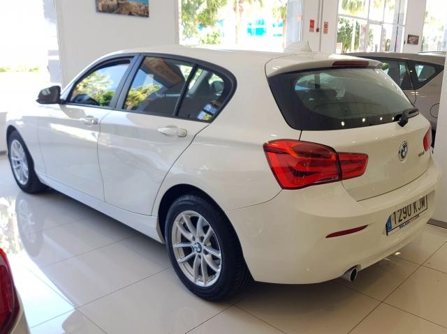 BMW SERIE 1  116d 5p. de ocasión en Málaga - Foto 3