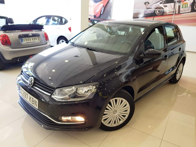 VOLKSWAGEN POLO  Advance 1.2 TSI 66kW90CV BMT 5p. for sale in Malaga - Image 1