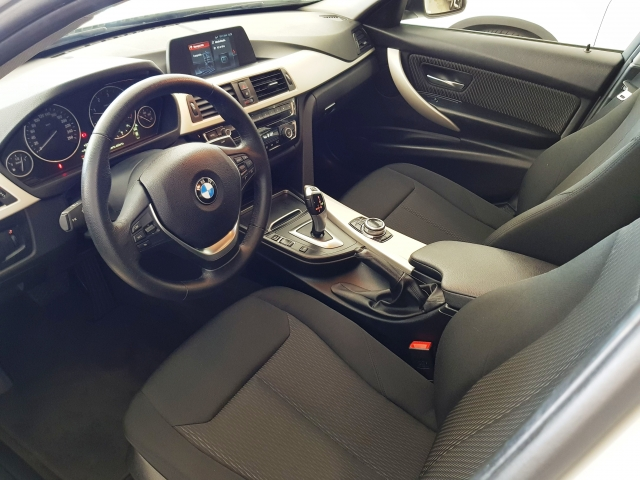 BMW SERIE 3  318d 4p. for sale in Malaga - Image 11