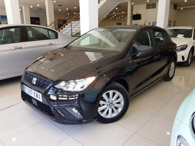 SEAT IBIZA  1.0 EcoTSI 70kW 95CV Reference Plus 5p. for sale in Malaga - Image 1