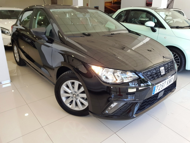 SEAT IBIZA  1.0 EcoTSI 70kW 95CV Reference Plus 5p. for sale in Malaga - Image 2