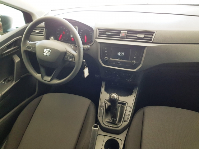 SEAT IBIZA  1.0 EcoTSI 70kW 95CV Reference Plus 5p. for sale in Malaga - Image 7