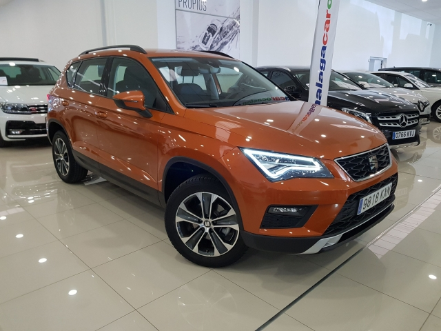 SEAT ATECA  1.5 EcoTSI 110kW 150CV StSp Style Pl 5p. for sale in Malaga - Image 1
