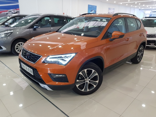 SEAT ATECA  1.5 EcoTSI 110kW 150CV StSp Style Pl 5p. for sale in Malaga - Image 2