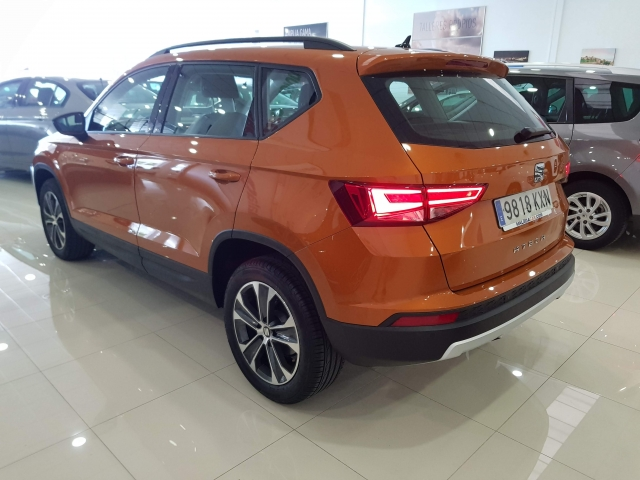 SEAT ATECA  1.5 EcoTSI 110kW 150CV StSp Style Pl 5p. for sale in Malaga - Image 3