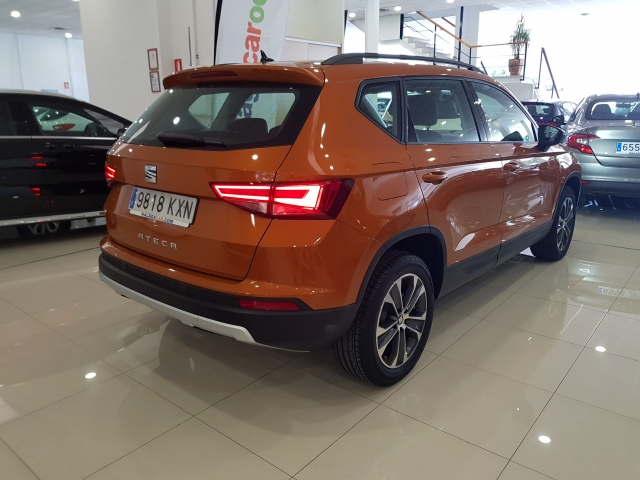 SEAT ATECA  1.5 EcoTSI 110kW 150CV StSp Style Pl 5p. for sale in Malaga - Image 4