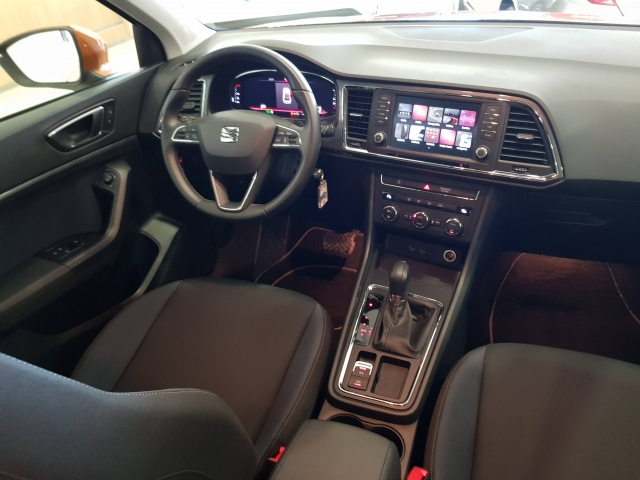 SEAT ATECA  1.5 EcoTSI 110kW 150CV StSp Style Pl 5p. for sale in Malaga - Image 7