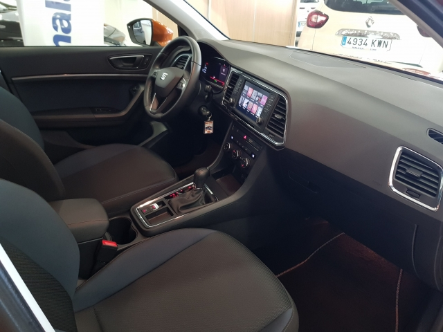 SEAT ATECA  1.5 EcoTSI 110kW 150CV StSp Style Pl 5p. for sale in Malaga - Image 8