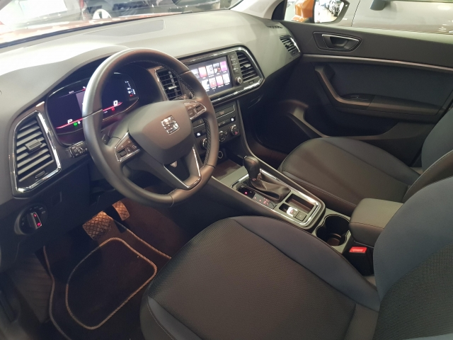 SEAT ATECA  1.5 EcoTSI 110kW 150CV StSp Style Pl 5p. for sale in Malaga - Image 9