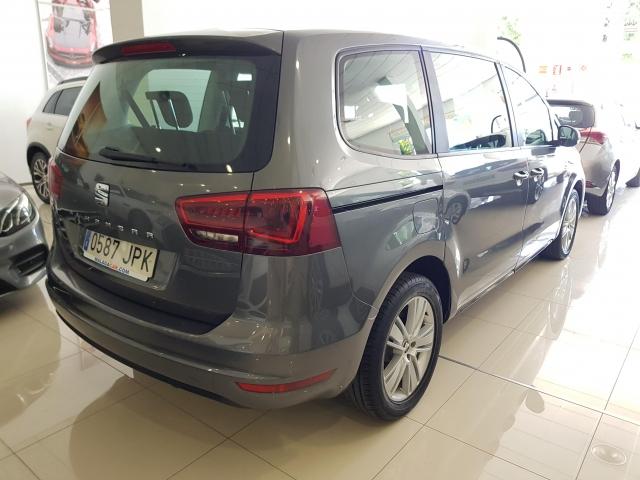 SEAT ALHAMBRA  2.0 TDI 110kW 150CV Eco SS Ref Plus 5p. de ocasión en Málaga - Foto 3