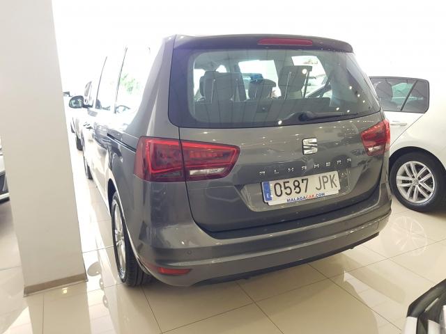 SEAT ALHAMBRA  2.0 TDI 110kW 150CV Eco SS Ref Plus 5p. de ocasión en Málaga - Foto 4