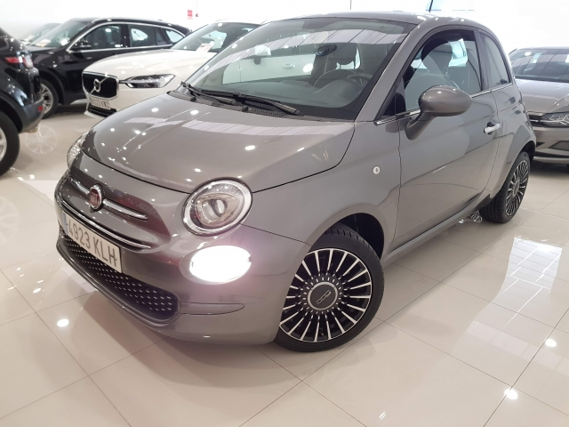 FIAT 500  1.2 8v 69 CV Lounge 3p. for sale in Malaga - Image 2
