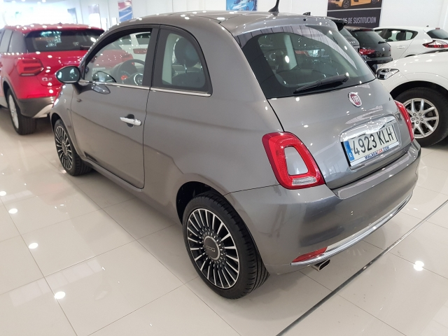 FIAT 500  1.2 8v 69 CV Lounge 3p. for sale in Malaga - Image 3