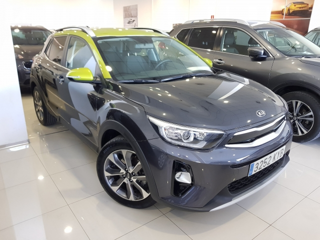 KIA Stonic 1.0 TGDi 74kW 100CV DRIVE used car in Malaga