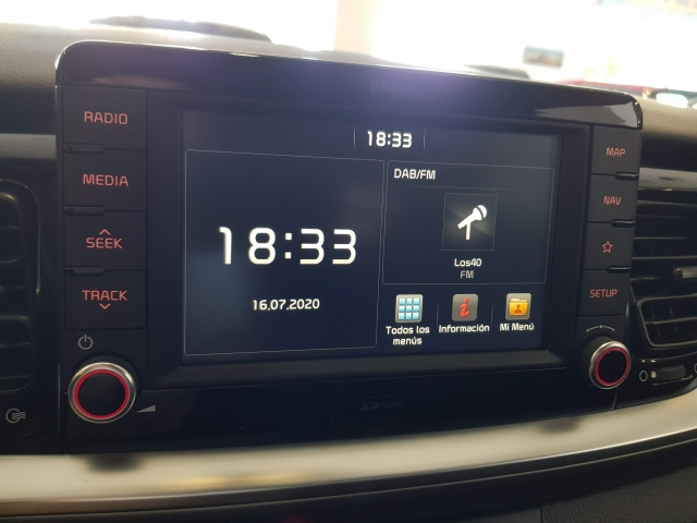 KIA Stonic 1.0 TGDi 74kW 100CV DRIVE for sale in Malaga - Image 14