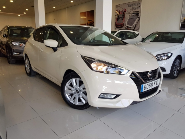 NISSAN MICRA 74 kW 100 CV E6D CVT NConnecta for sale in Malaga - Image 1