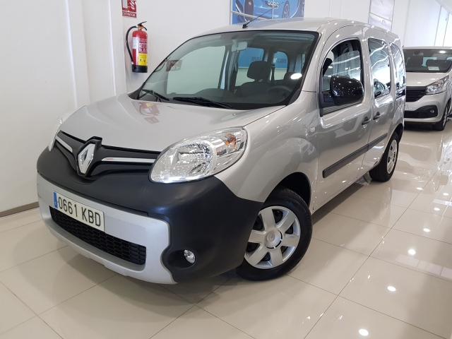 RENAULT KANGOO COMBI  Emotion M1AF Energy dCi 90 Euro 6 5p. for sale in Malaga - Image 2