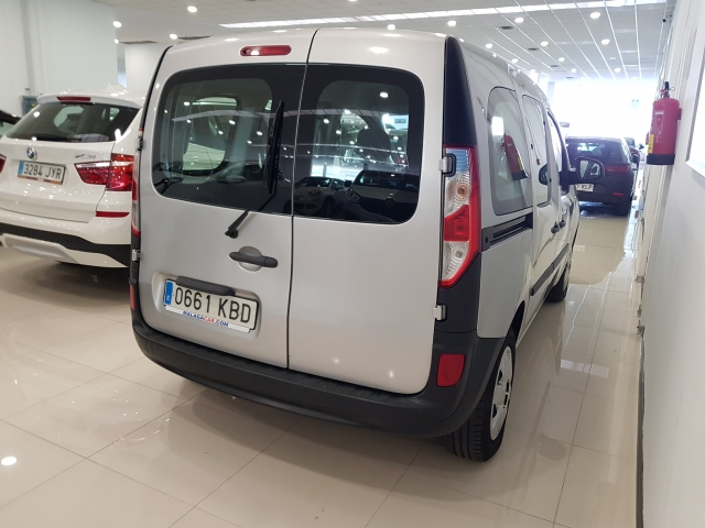 RENAULT KANGOO COMBI  Emotion M1AF Energy dCi 90 Euro 6 5p. for sale in Malaga - Image 4
